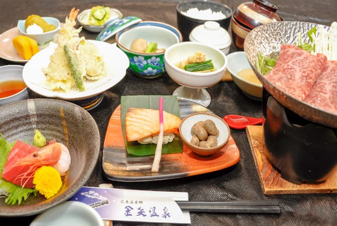 ほのぼのプラン お料理7品(レストラン食限定)